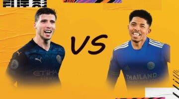 Imagen de FIFA 21: Fofana vs Rúben Diaz TOTS. ¿Qué central de la Premier League es más interesante?