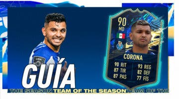 Imagen de FIFA 21: guía para conseguir a Corona TOTS  + dos tokens Icon Swaps offline a la vez