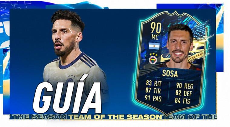 Imagen de FIFA 21: guía para conseguir a José Sosa TOTS