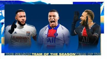 Imagen de FIFA 21: jugadores de la Ligue 1 que están haciendo méritos para entrar en el TOTS