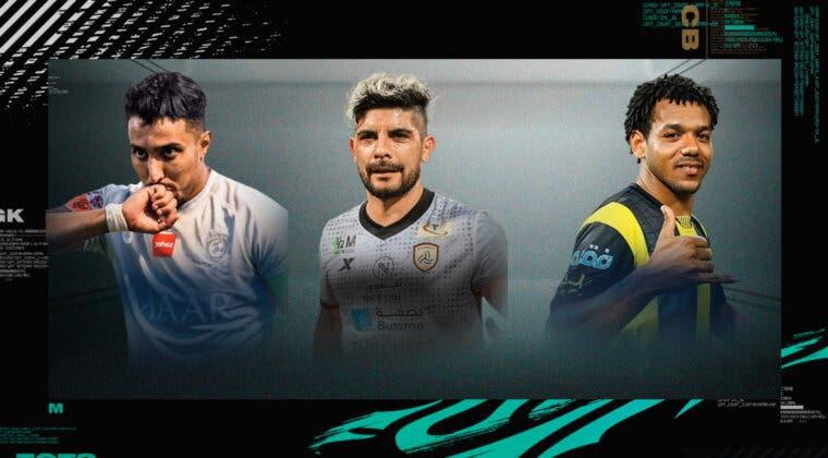Imagen de FIFA 21: ¿Qué cartas TOTS de la Liga Saudí son interesantes y cuáles no merecen la pena? + Cómo linkearlos