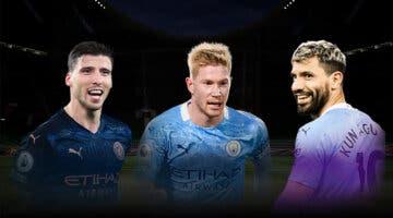 Imagen de FIFA 21: la mejor plantilla del Manchester City en Ultimate Team