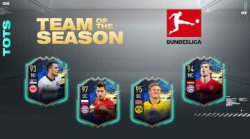 Imagen de FIFA 21: predicción del TOTS de la Bundesliga (Equipo de la Temporada)