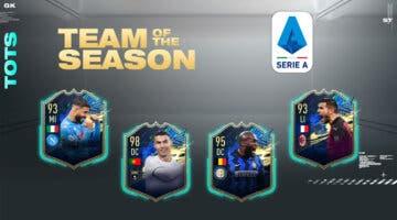Imagen de FIFA 21: predicción del TOTS de la Serie A (Equipo de la Temporada)