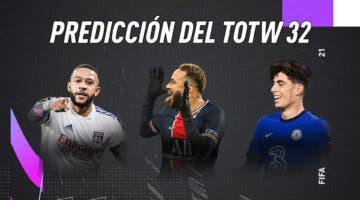 Imagen de FIFA 21: predicción del Equipo de la Semana (TOTW) 32
