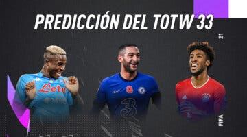 Imagen de FIFA 21: predicción del Equipo de la Semana (TOTW) 33