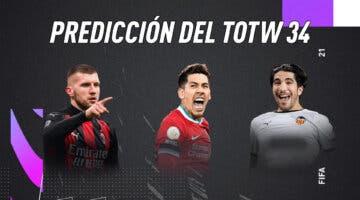 Imagen de FIFA 21: predicción del Equipo de la Semana (TOTW) 34