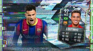 Imagen de FIFA 21: ¿Merece la pena Philippe Coutinho Flashback? + Solución del SBC