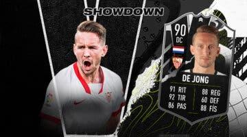 Imagen de FIFA 21: ¿Merece la pena Luuk de Jong Showdown? + Solución del SBC
