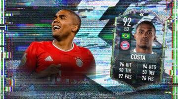 Imagen de FIFA 21: ¿Merece la pena Douglas Costa Flashback? + Solución del SBC