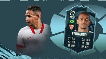 Imagen de FIFA 21: ¿Merece la pena Fernando Reges POTM de la Liga Santander? + Solución del SBC