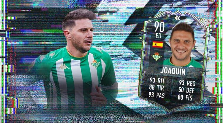 Imagen de FIFA 21: ¿Merece la pena Joaquín Sánchez Flashback? + Solución del SBC