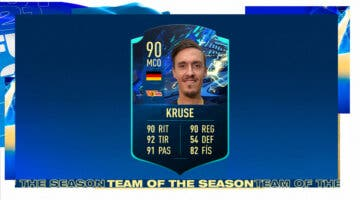 Imagen de FIFA 21: ¿Merece la pena Max Kruse TOTS Moments? + Solución del SBC