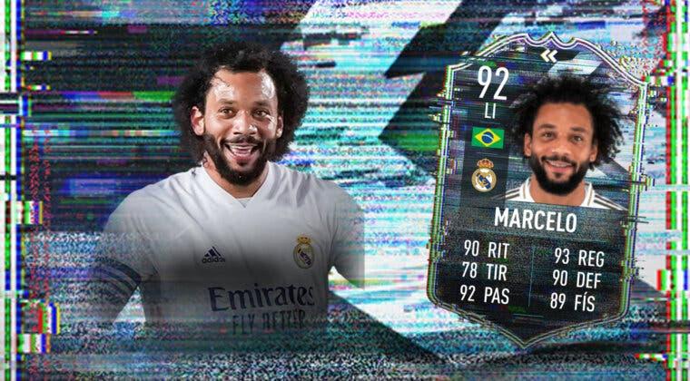 Imagen de FIFA 21: ¿Merece la pena Marcelo Flashback? + Solución del SBC