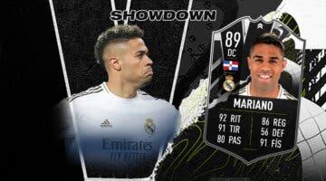 Imagen de FIFA 21: ¿Merece la pena Mariano Díaz Showdown? + Solución del SBC