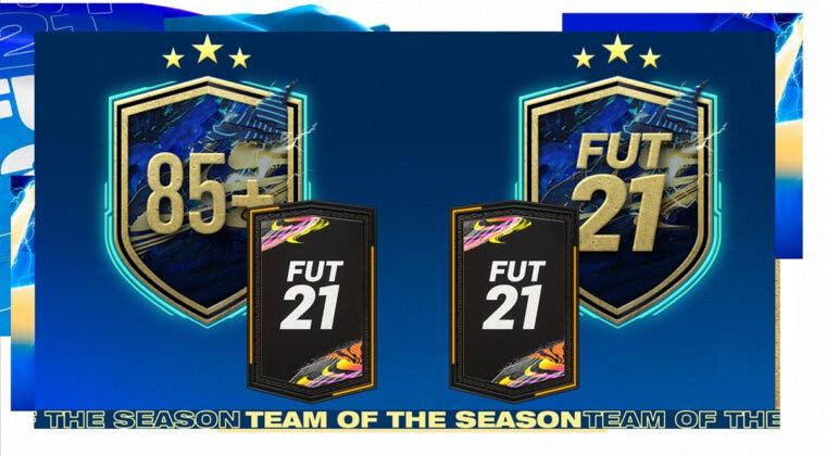 """Imagen de FIFA 21: ¿Merecen la pena los SBC's """"Mejora x5 de 85+"""" y """"Desafío del TOTS de LaLiga""""?"""