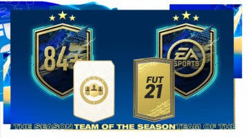 """Imagen de FIFA 21: ¿Merecen la pena los SBC's """"Elección de Jugador Único 84+"""" y """"Desafío de la Premier League""""?"""