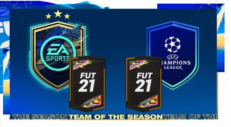 """Imagen de FIFA 21: ¿Merecen la pena los SBC's """"Desafío de la Premier League y """"Galáctico""""?"""