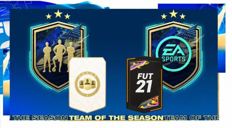 """Imagen de FIFA 21: ¿Merecen la pena los SBC's """"Elección de jugador de LaLiga 85+"""" y """"Desafío del TOTS de LaLiga""""?"""