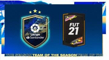 """Imagen de FIFA 21: ¿Merece la pena el SBC """"TOTS LaLiga garantizado""""?"""