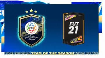 """Imagen de FIFA 21: ¿Merece la pena el SBC """"TOTS Saudi Pro League garantizado""""?"""