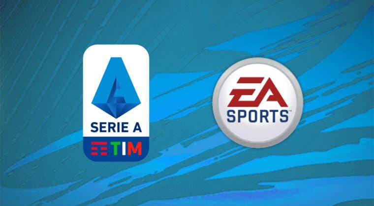 Imagen de FIFA 22: EA Sports podría haber llegado a un acuerdo con la Serie A para la próxima temporada
