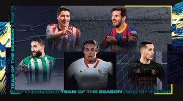Imagen de FIFA 21: este es el TOTS de la Liga Santander + Isak y William Carvalho gratuitos (medias y stats incluidas)