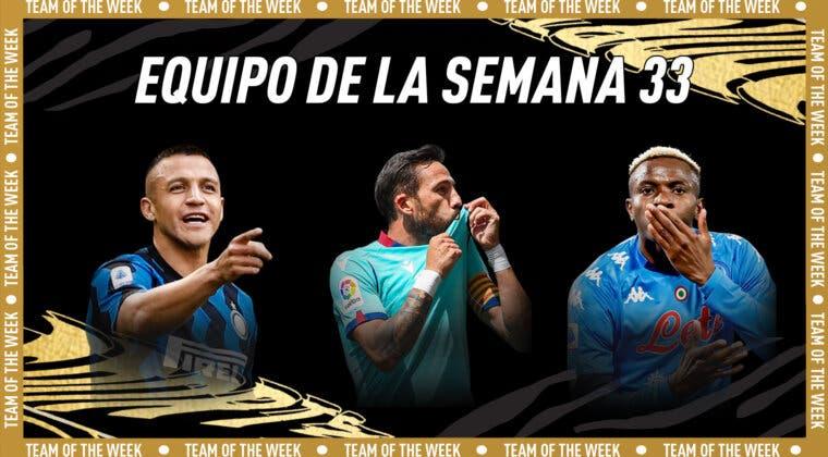 Imagen de FIFA 21: este es el Equipo de la Semana (TOTW) 33 + Maxim TOTS Moments Estrella de Plata free to play