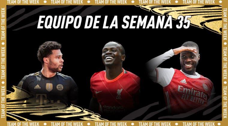 Imagen de FIFA 21: este es el Equipo de la Semana (TOTW) 35 + Larsson TOTS Moments Estrella de Plata free to play