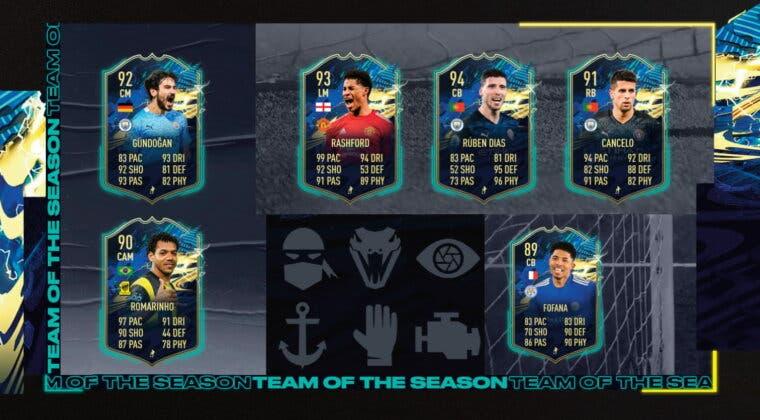 Imagen de FIFA 21: los mejores estilos de química para cada TOTS de Premier League y Liga Profesional Saudí
