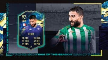 Imagen de FIFA 21: review de Nabil Fekir TOTS. ¿Más interesante que Coutinho Flashback?