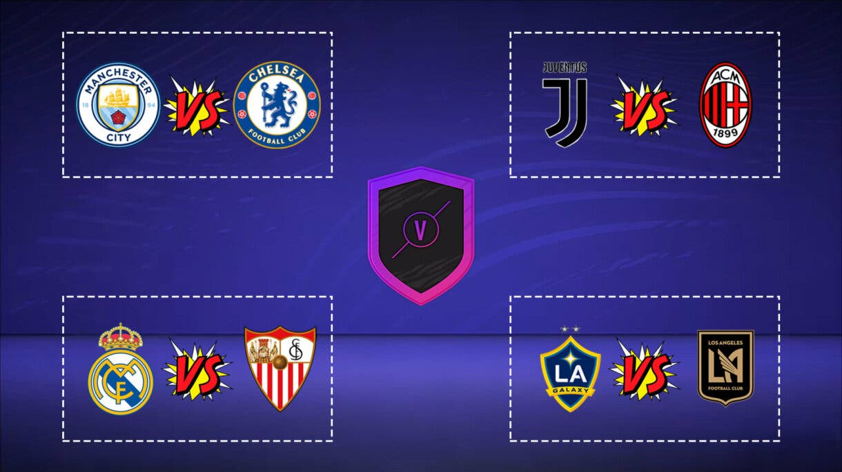 FIFA 21 Ultimate Team Predicción Partidos de Marquesina 06-05-2021
