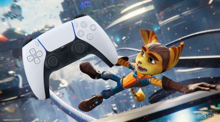 Imagen de Así aprovecha el DualSense de PS5 Ratchet & Clank: Una dimensión aparte
