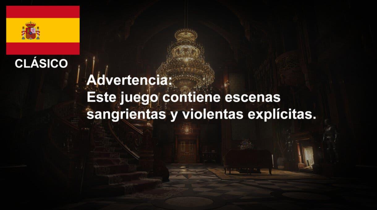 re 8 clasico espanol