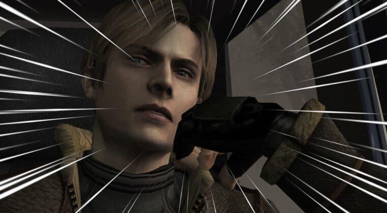 Imagen de Resident Evil 4 Remake habría filtrado la que sería la primera imagen in-game del juego