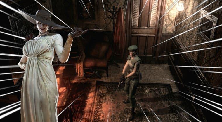 Imagen de Modifican Resident Evil 8 Village con el estilo clásico de cámara del primer juego y el resultado es increíble