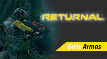 Imagen de Guía de todas las armas y sus mejoras disponibles en Returnal