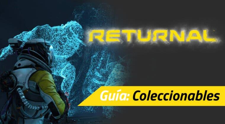 Imagen de Todos los coleccionables de Returnal: cómo completar el 100% de todas las zonas