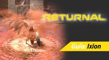 Imagen de Cómo vencer más fácilmente a Ixion, el segundo jefe de Returnal