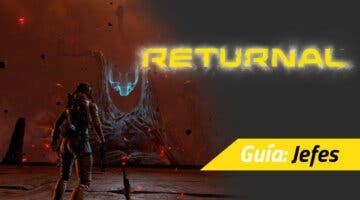 Imagen de Cómo derrotar a todos y cada uno de los jefes en Returnal