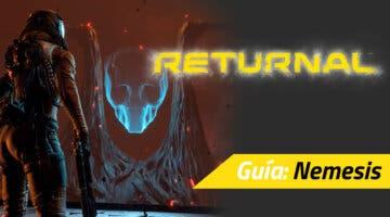 Imagen de Cómo derrotar más fácilmente a Nemesis, el tercer jefe de Returnal