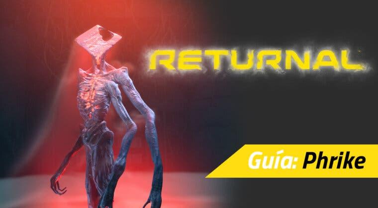 Imagen de Cómo derrotar más fácilmente a Phrike, primer jefe de Returnal