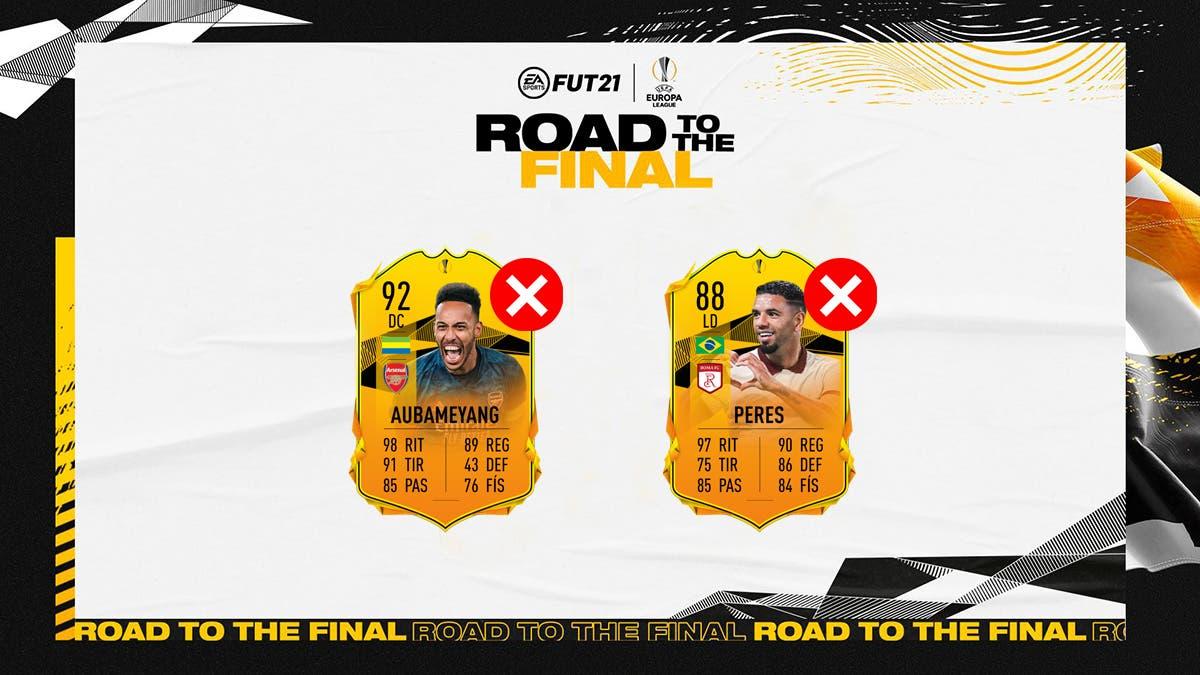 FIFA 21 Ultimate Team RTTF Showdown 07-05-2021