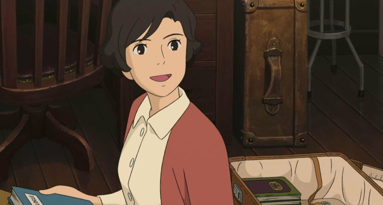 Ryoko Matsuzaki Studio Ghibli