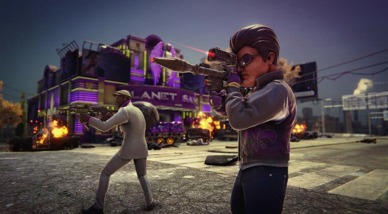 Imagen de Saints Row: The Third Remastered también concreta su llegada a Steam con fecha de lanzamiento