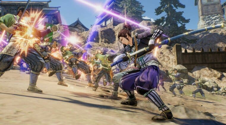 Imagen de Samurai Warriors 5 incorpora a 10 nuevos personajes controlables