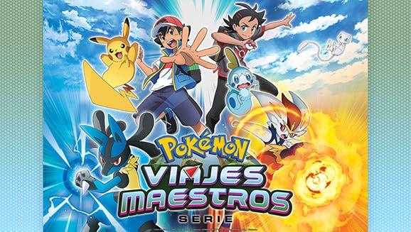 Viajes Maestros Pokemon