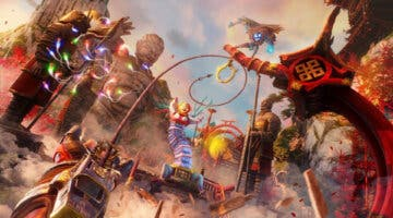 Imagen de Explosiones, disparos y sangre se conjugan una vez más en el nuevo gameplay de Shadow Warrior 3