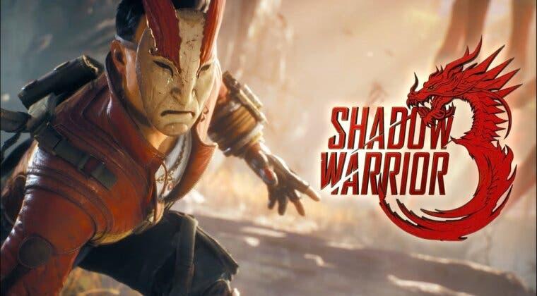 Imagen de Shadow Warrior 3 confirma su llegada a Xbox One y PS4 junto a un espectacular gameplay