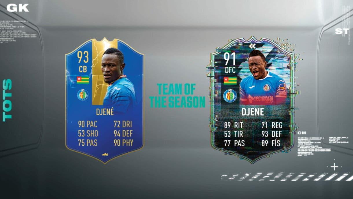FIFA 21 Ultimate Team: ¿Qué TOTS Flashback de la Liga Santander podría aparecer? Djené